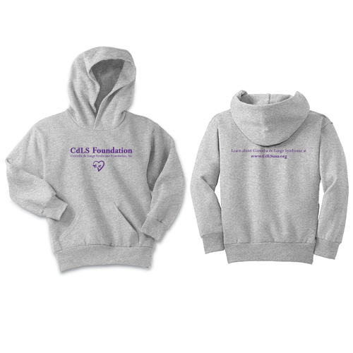 Classic Pullover Hooded Sweatshirt - Youth