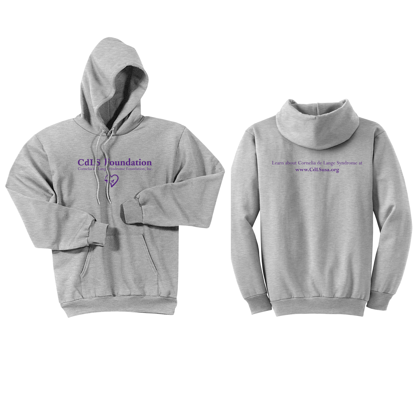 Classic Pullover Hooded Sweatshirt - Adult
